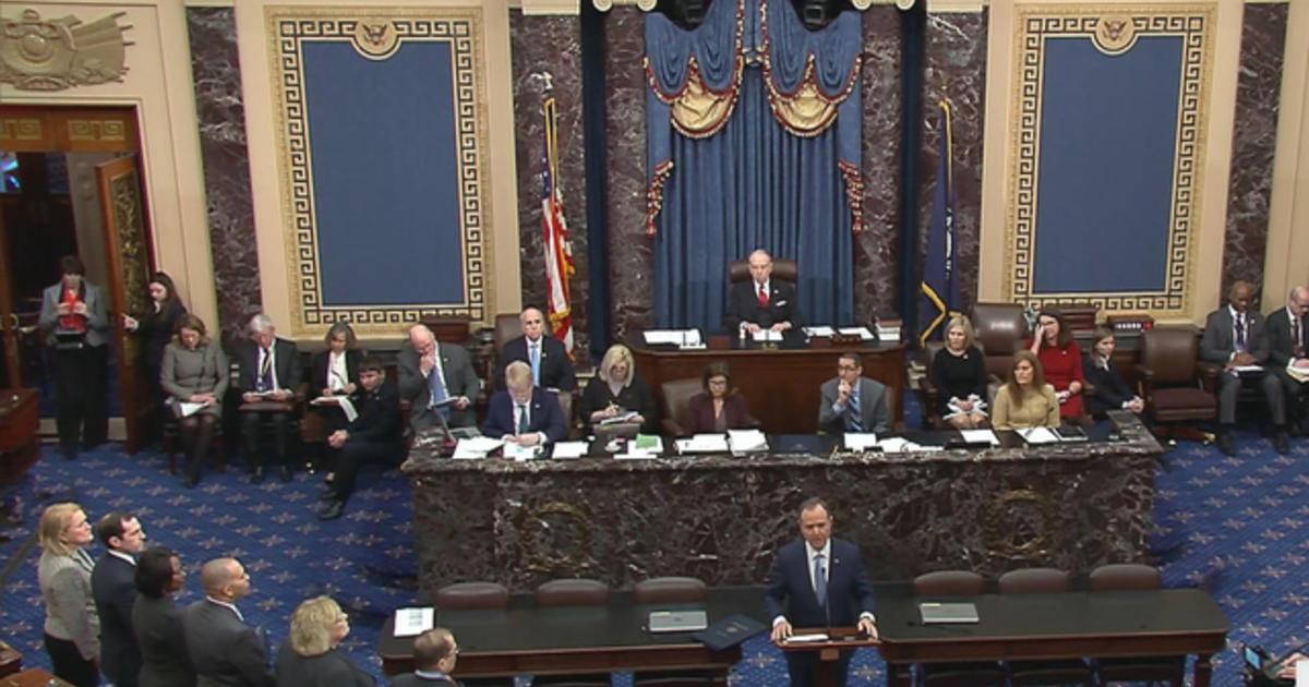 Senate Receives Article Of Impeachment Against TrumpNews On 6