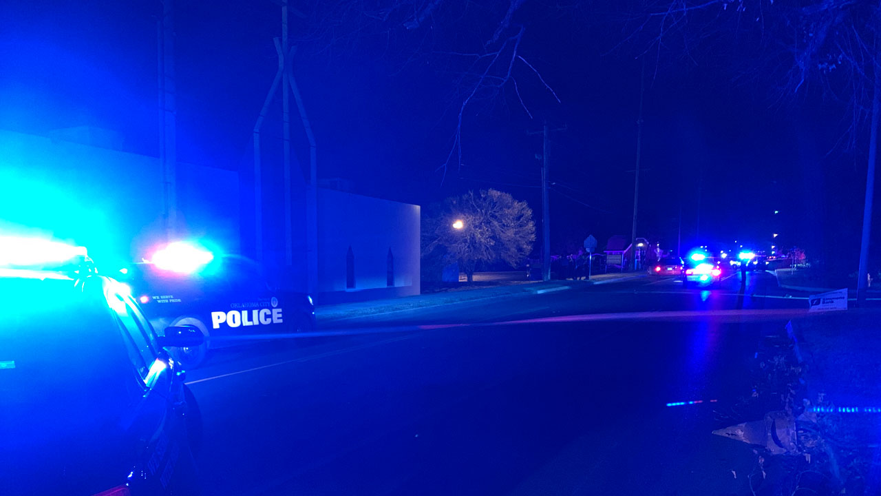 Christmas Connection Okc 2020 Man In Serious Condition After Auto Pedestrian Accident In NE OKC
