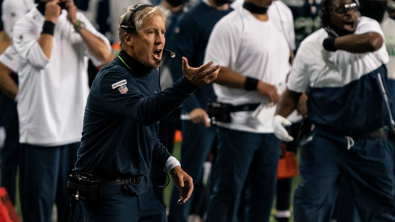Nfl Reportedly Issues More Than 1 Million In Fines After 3 Coaches Don T Wear Masks On Sideline