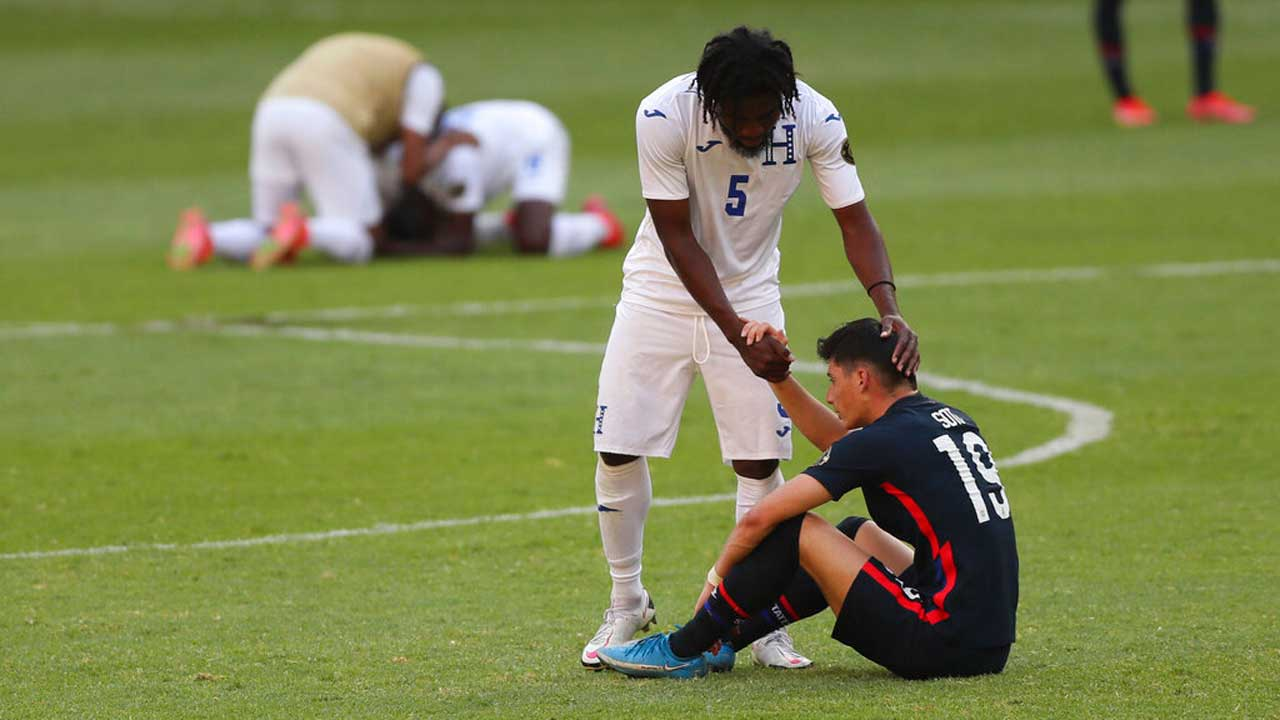 Us Men S Soccer Team Fails To Qualify For 3rd Straight Olympics